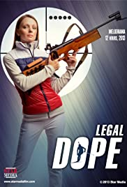 Legalnyy doping Poster
