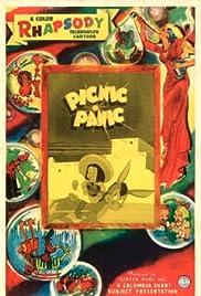 Picnic Panic Poster