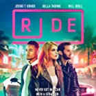 Jessie T. Usher, Bella Thorne, and Will Brill in Ride (2018)