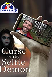 Curse of the Selfie Demon Poster