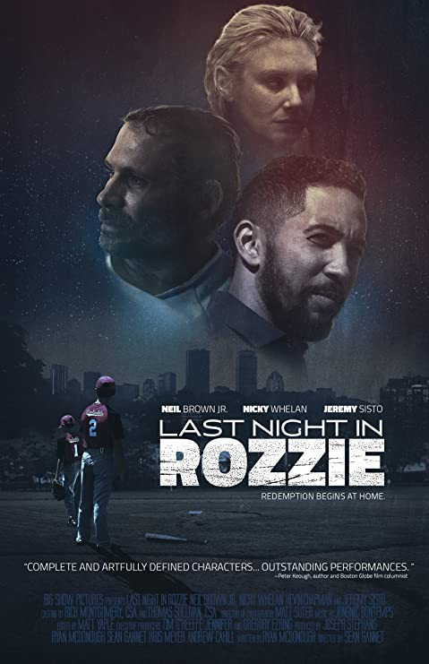 Last Night in Rozzie (2021) English HDRip 350MB Download