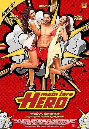 Main Tera Hero movie, song and  lyrics