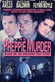 The Preppie Murder Poster