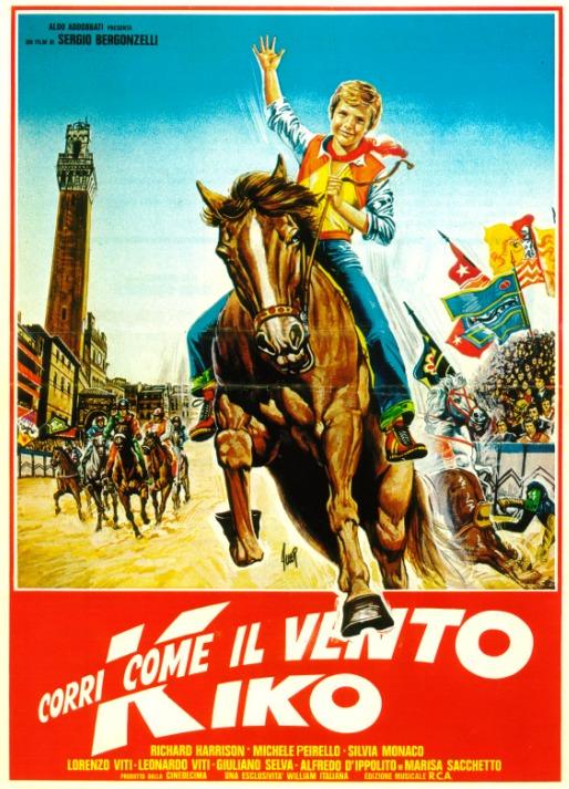 Corri come il vento Kiko ((1982))