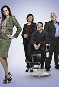 Valerie Harper, John Ratzenberger, Brooke Burns, and Dylan Bruno in Fixing Pete (2011)