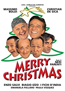 English movies mp4 download Merry Christmas by Neri Parenti [Quad]