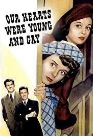 Our Hearts Were Young and Gay Poster