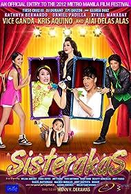 Kris Aquino, AiAi Delas Alas, Kathryn Bernardo, Vice Ganda, Xyriel Manabat, and Daniel Padilla in Sisterakas (2012)