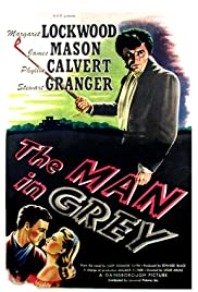 The Man in Grey Poster