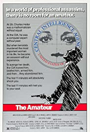 The Amateur (1981) Poster - Movie Forum, Cast, Reviews