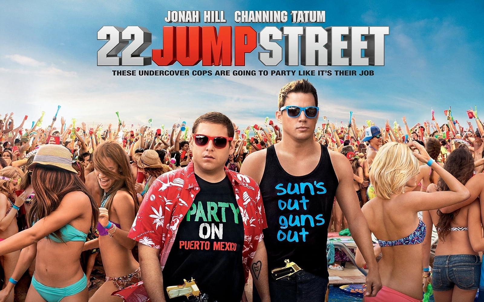 دانلود فیلم 22 jump street