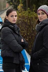 Anja Kling and Lisa Tomaschewsky in Dresden Mord - Nachtgestalten (2016)