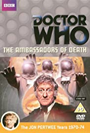 The Ambassadors of Death: Episode 3 Poster