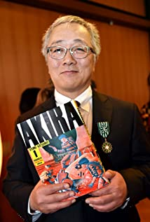 Katsuhiro Ôtomo Picture