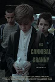 His Cannibal Granny Poster