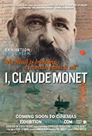 Exhibition on Screen: I, Claude Monet Poster
