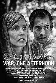 Tawney-Joy Bedkober and Levi Mahlon Miller in War, One Afternoon (2016)