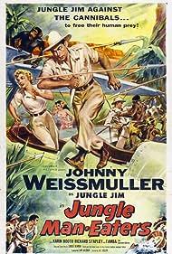 Jungle Man-Eaters Poster - Movie Forum, Cast, Reviews