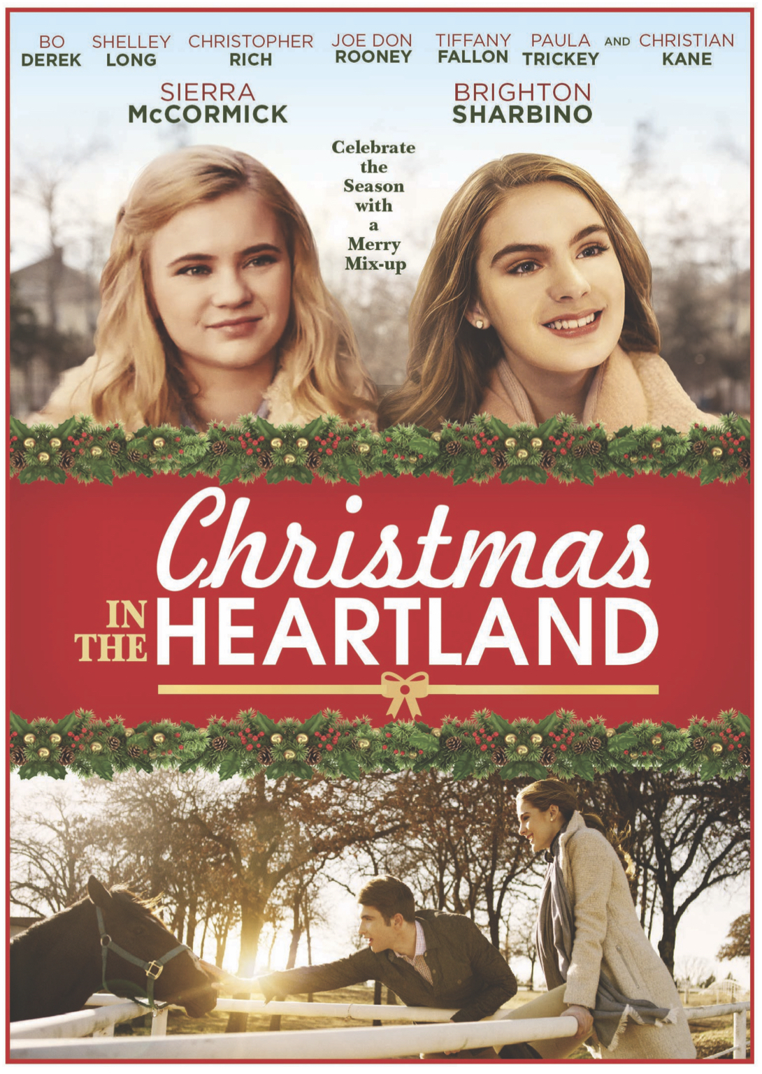 christmas in the heartland 2017 imdb - A Country Christmas Cast