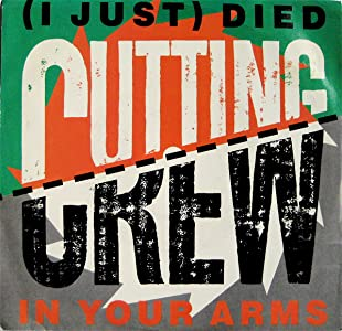 To download english movies Cutting Crew: (I Just) Died in Your Arms, UK Version [SATRip]