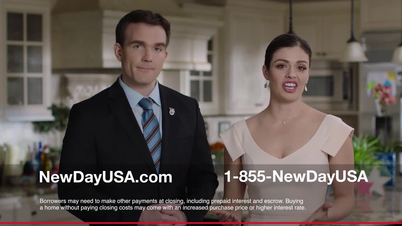NewDay USA 2019 Commercial