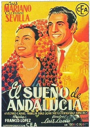 Andalousie poster