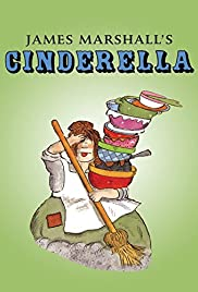 James Marshall's Cinderella Poster
