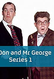 Mr Don & Mr George Poster