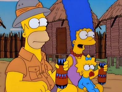 Best english movie to watch online Simpson Safari [SATRip]