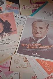 Lieder für die Ewigkeit - Der Wiener Textdichter Erich Meder Poster