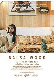 Balsa Wood Poster