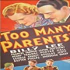 Frances Farmer, Sherwood Bailey, Sylvia Breamer, George Ernest, Billy Lee, Lester Matthews, and Buster Phelps in Too Many Parents (1936)