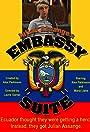 Julian Assange's Embassy Suite