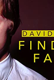 David Bowie: Finding Fame Poster