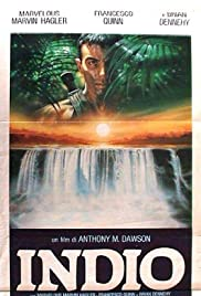 Indio(1989) Poster - Movie Forum, Cast, Reviews