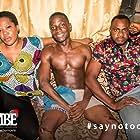 Toyin Abraham, Odunlade Adekola, and Chimezie Imo in Nimbe: The Movie (2019)