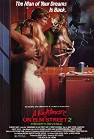 Kim Myers and Mark Patton in A Nightmare on Elm Street Part 2: Freddy's Revenge (1985)