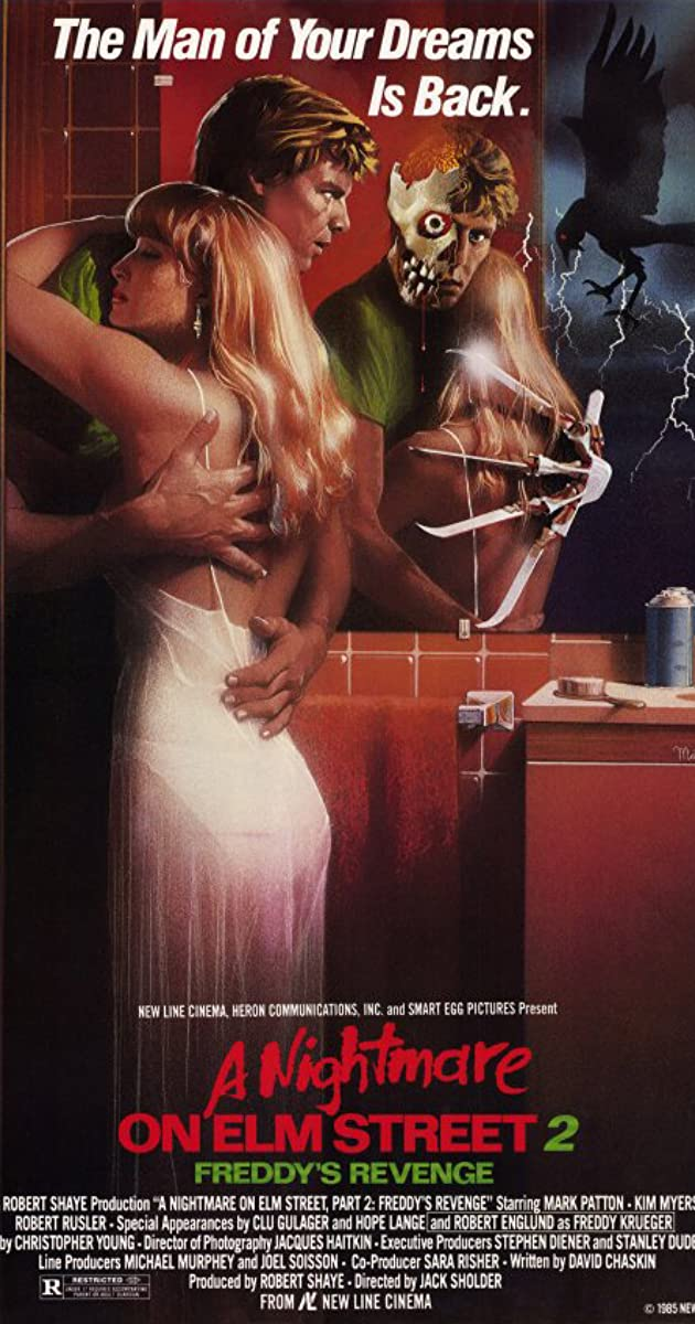 Watch Full HD Movie A Nightmare on Elm Street 2: Freddy's Revenge (1985)