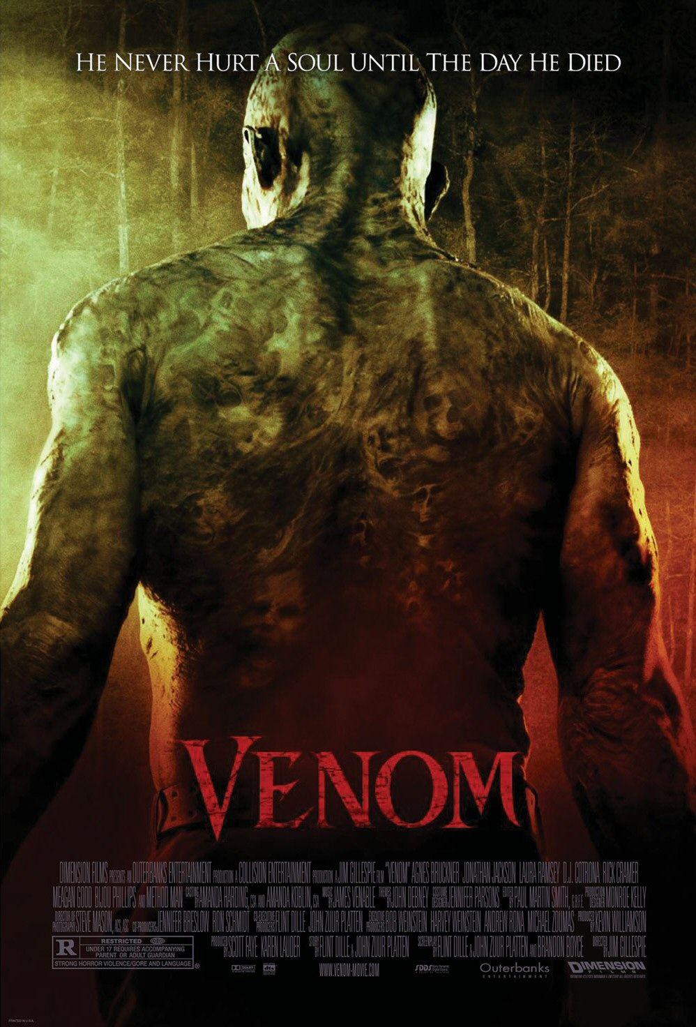 english horror movies 2004
