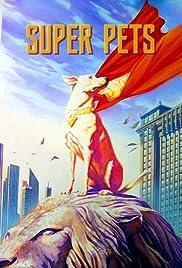 DC Super Pets Poster