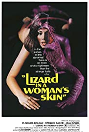 A Lizard in a Woman's Skin (1971) Poster - Movie Forum, Cast, Reviews