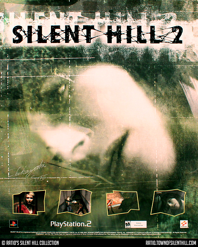 Silent Hill 2 2001