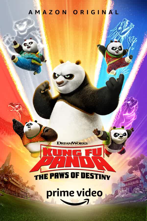 Kung Fu Panda: The Paws of Destiny Season 1 In Hindi Complete