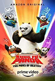 Kung Fu Panda: The Paws of Destiny : Season 1 Complete Dual Audio [Hindi – ENG] WEB-DL 480p & 720p | GDRive