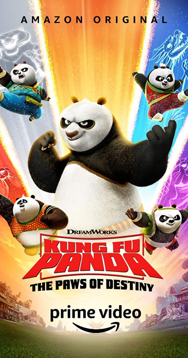 Download Kung Fu Panda: The Paws of Destiny or watch streaming online complete episodes of  Season1 in HD 720p 1080p using torrent