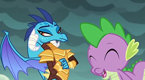 My Little Pony: Friendship Is Magic: Spike And The Dragons