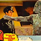 Jan Arvan and Bob Bryant in Curse of the Faceless Man (1958)