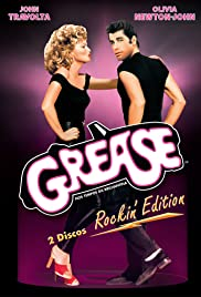 Grease on DVD Launch Party Poster