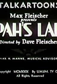 Noah's Lark (1929)