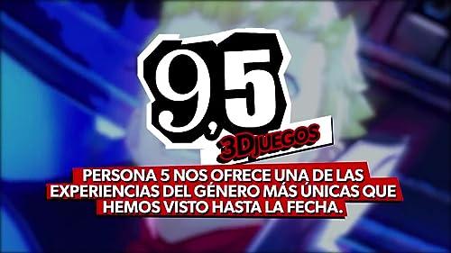 Persona 5: Accolades (Spanish)